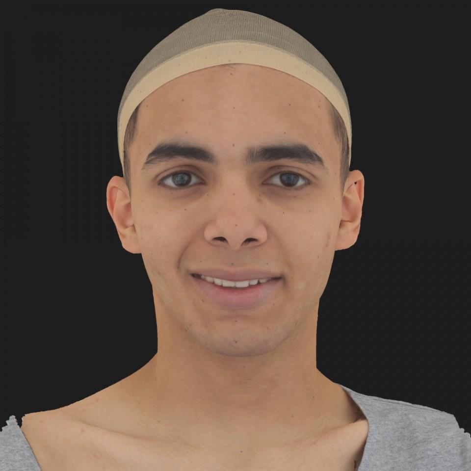 Abraham Farhat 04 Smile-Mouth Open
