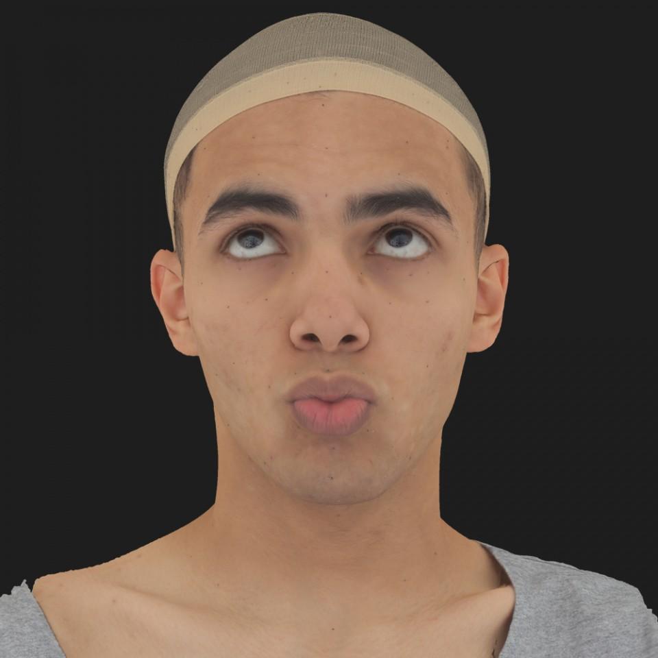Abraham Farhat 12 Pucker-Look Up
