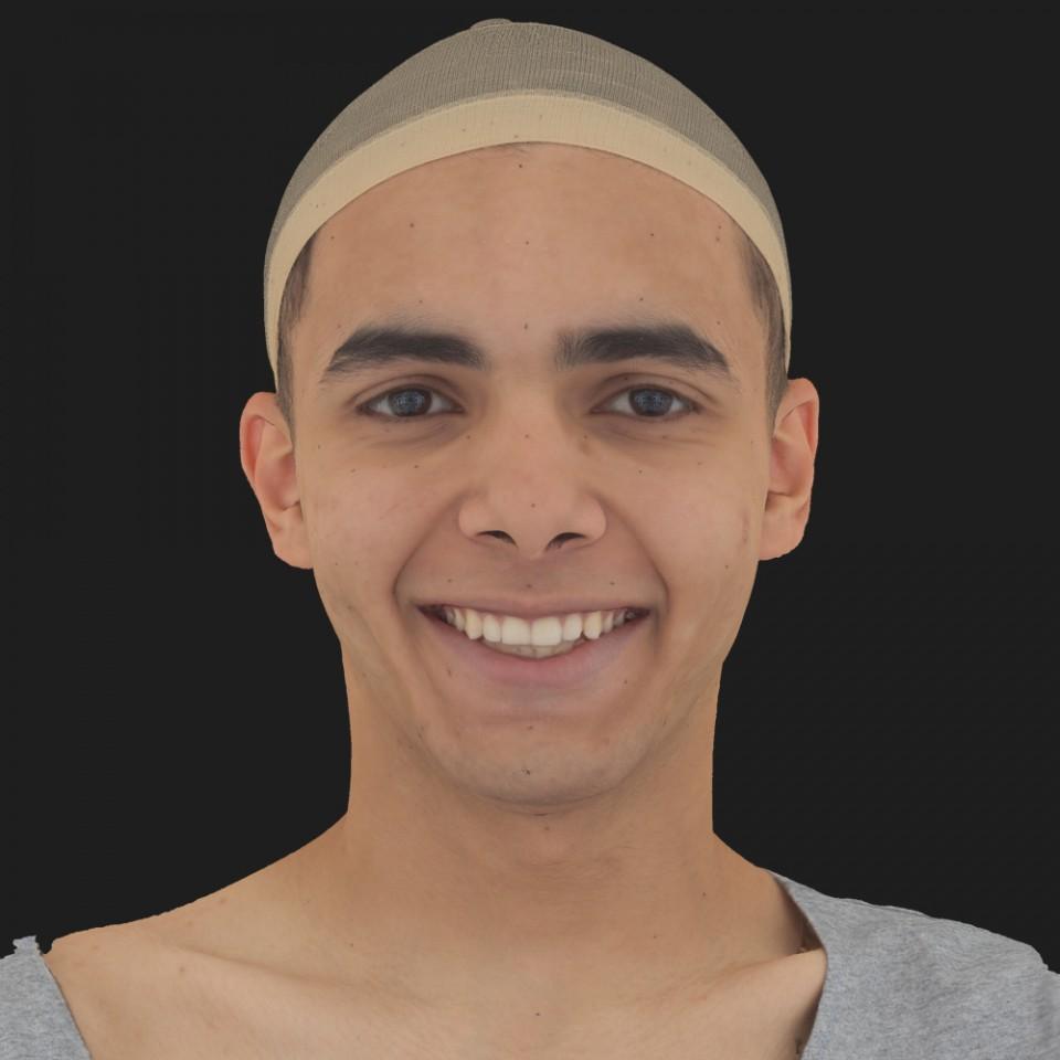 Abraham Farhat 16 Happy