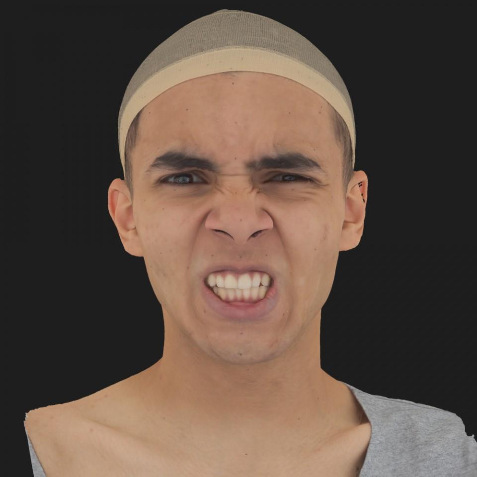 Abraham Farhat 20 Rage