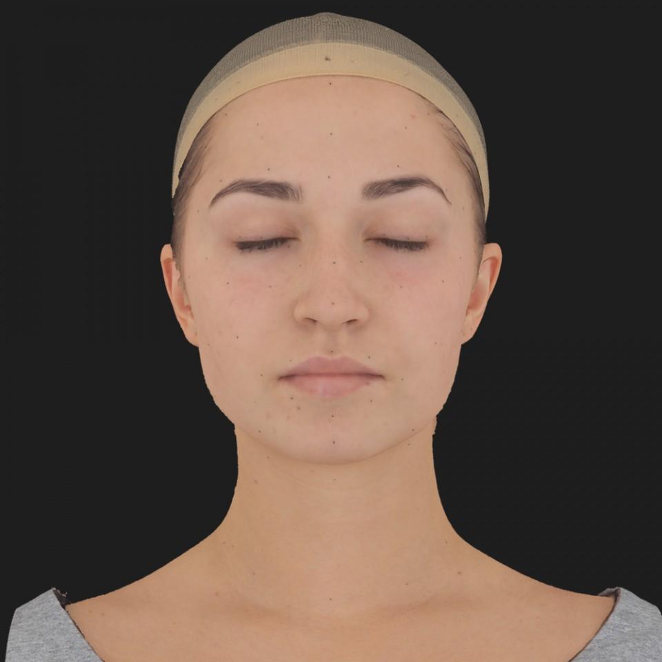 Addison Sanders 02 Neutral-Eyes Closed