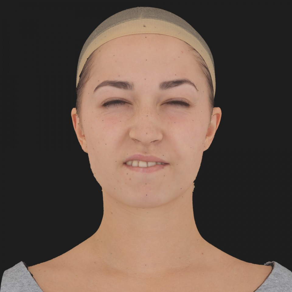 Addison Sanders 15 Phoneme Hard FV-Eye Squint