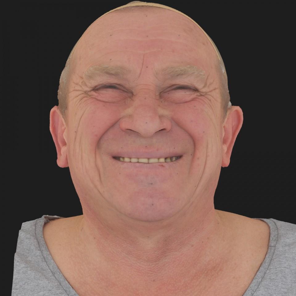 Alan Henderson 16 Happy