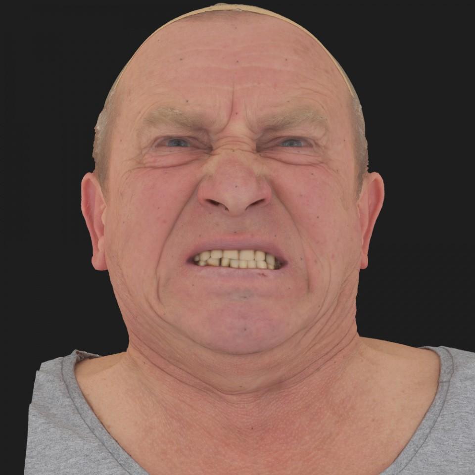 Alan Henderson 20 Rage