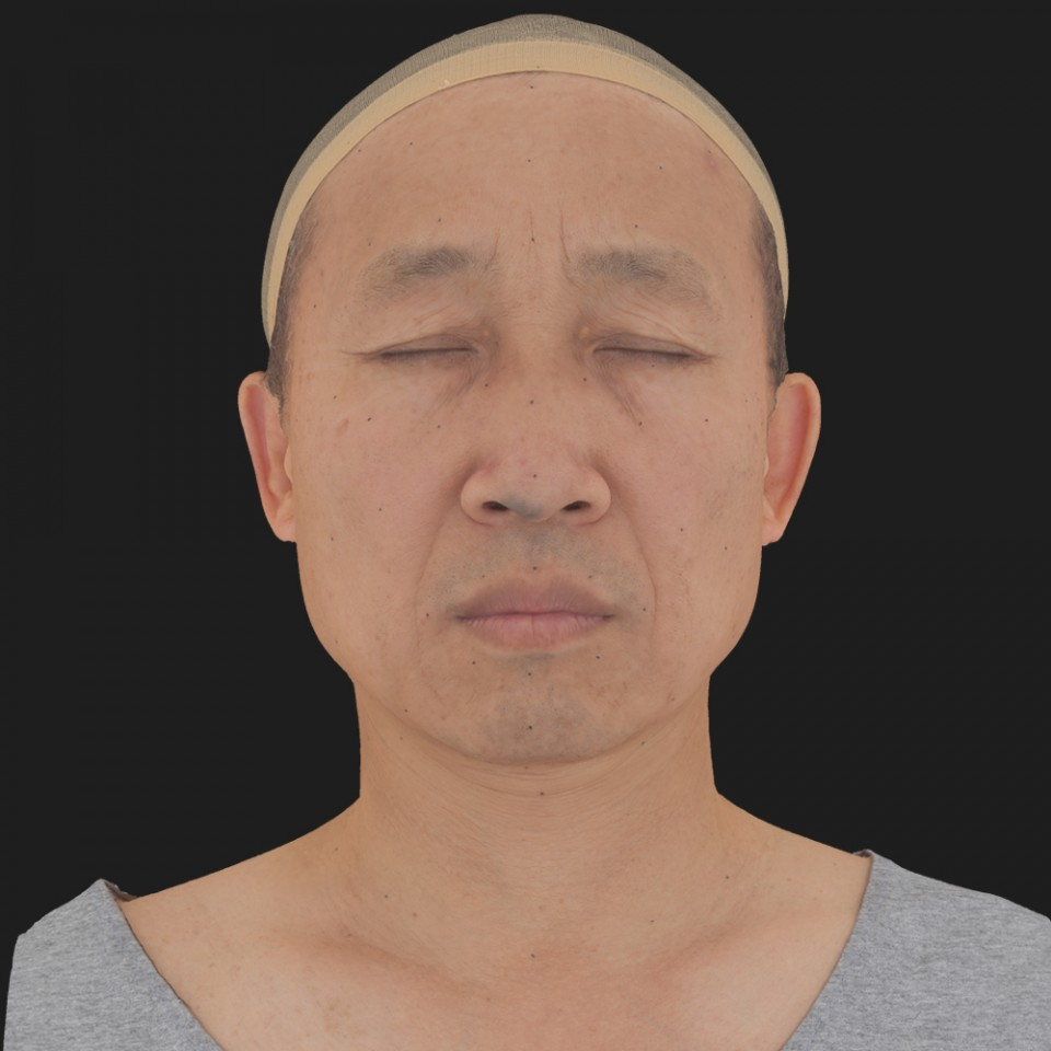 Alan Tanaka 02 Neutral-Eyes Closed