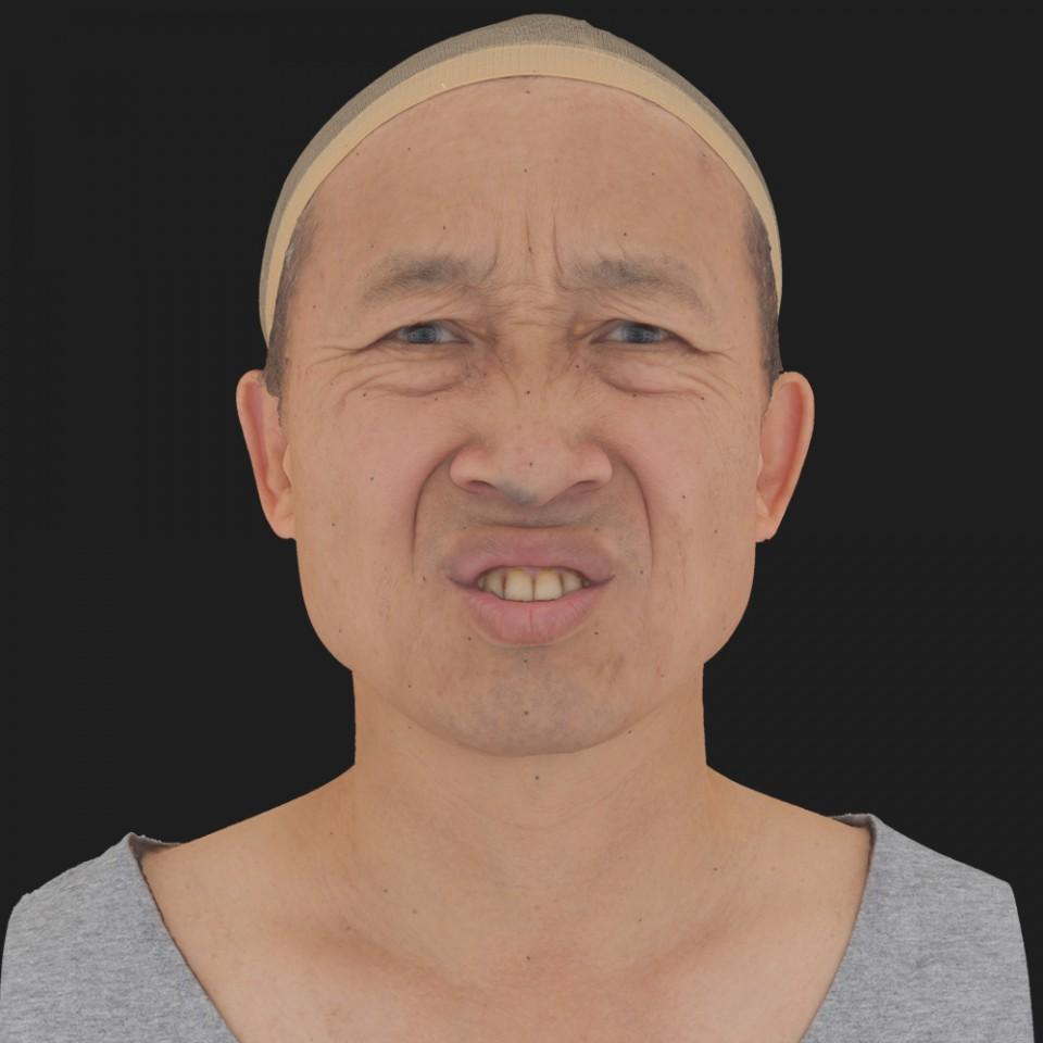 Alan Tanaka 08 Snarl