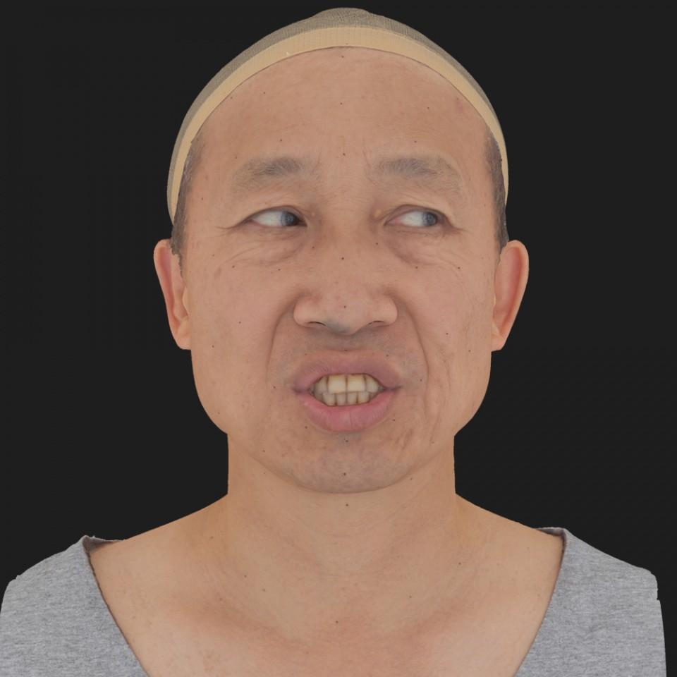 Alan Tanaka 10 Look Left-Phoneme CH