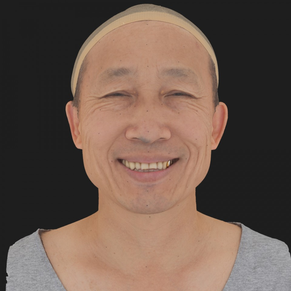 Alan Tanaka 16 Happy