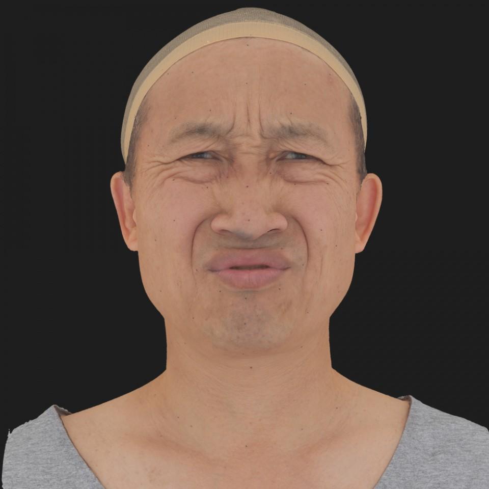 Alan Tanaka 19 Disgust