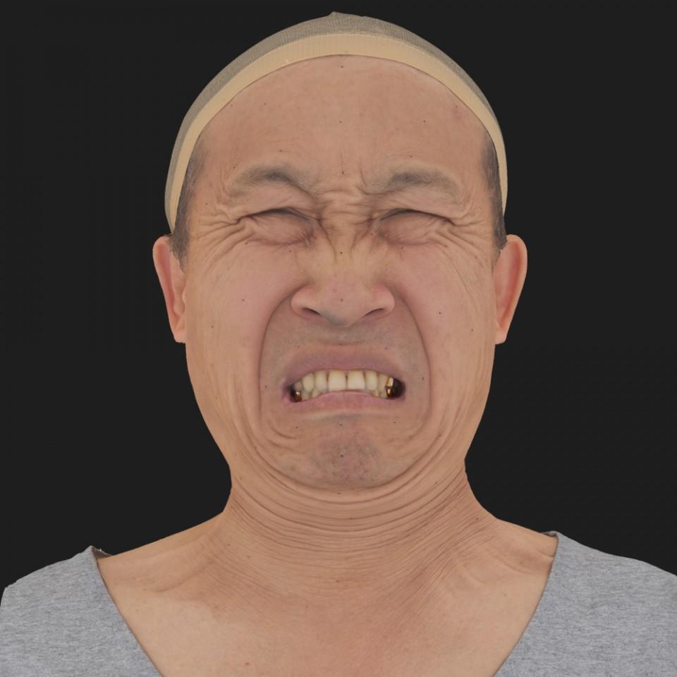 Alan Tanaka 20 Rage