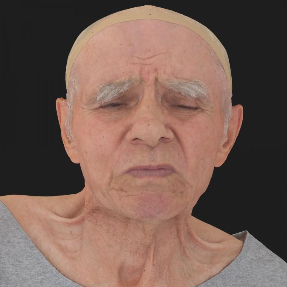 Albert Brooks 06 Face Compression
