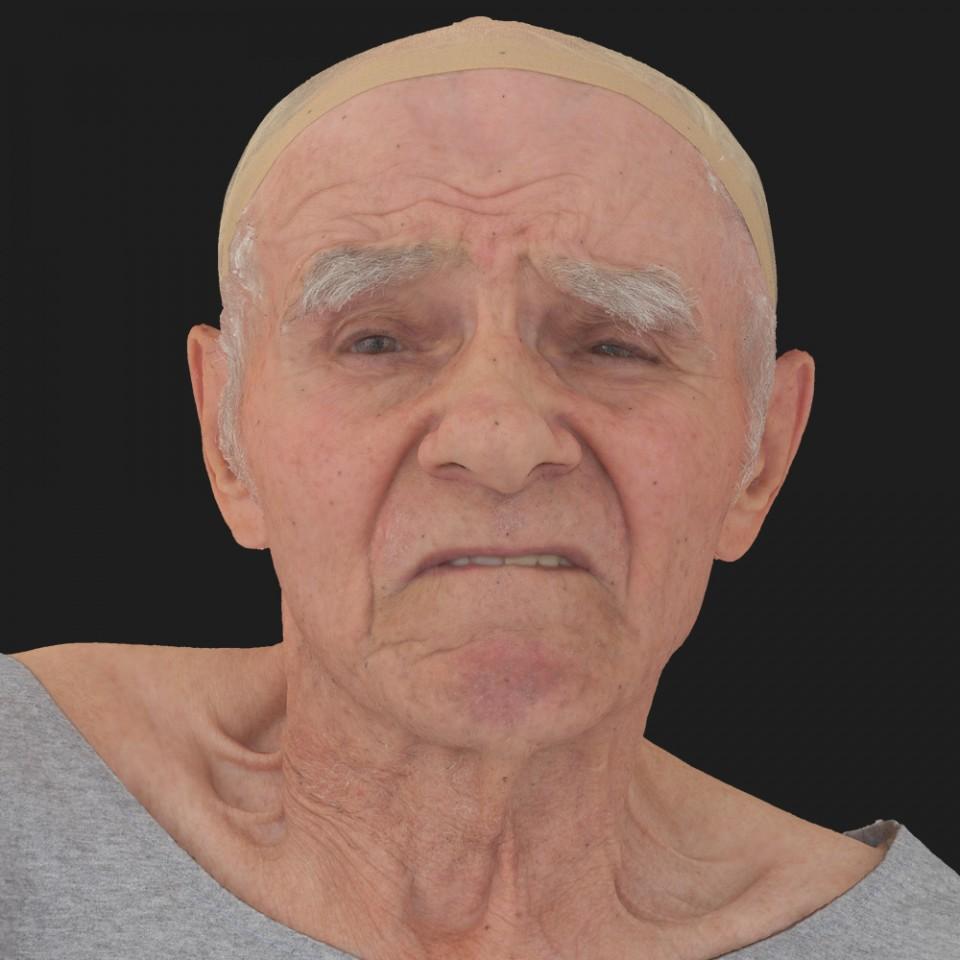 Albert Brooks 15 Phoneme Hard FV-Eye Squint