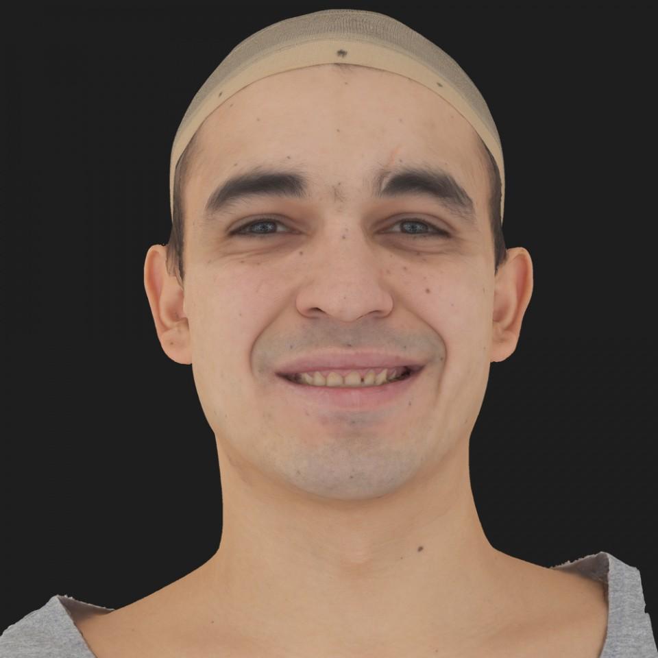 Albert Ramirez 04 Smile-Mouth Open