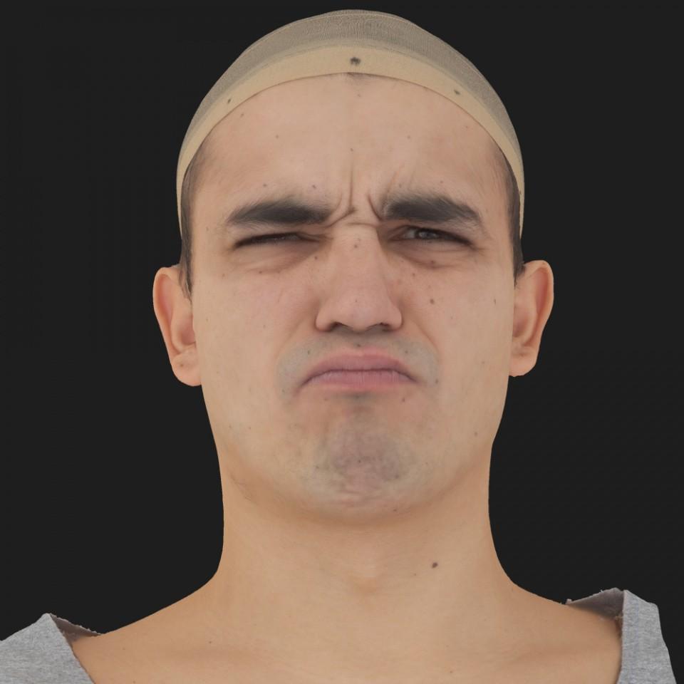 Albert Ramirez 06 Face Compression