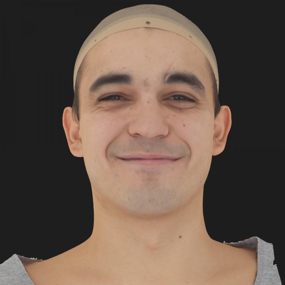 Albert Ramirez 16 Happy