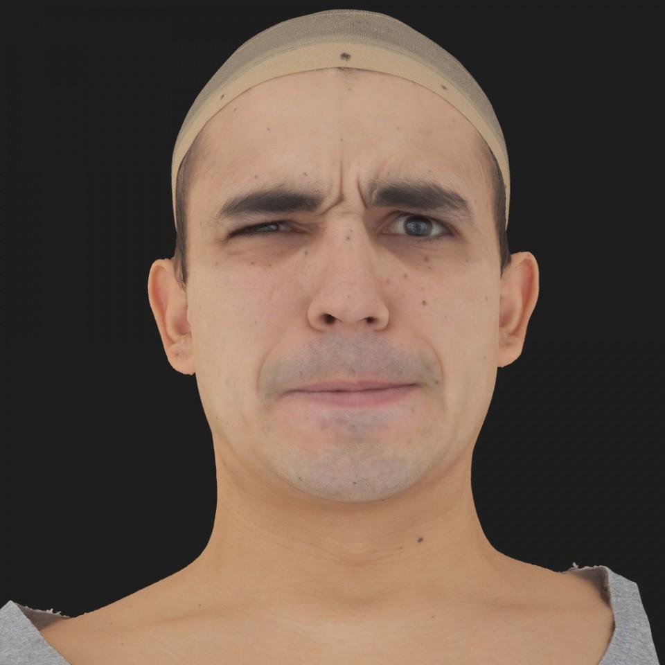 Albert Ramirez 18 Pain