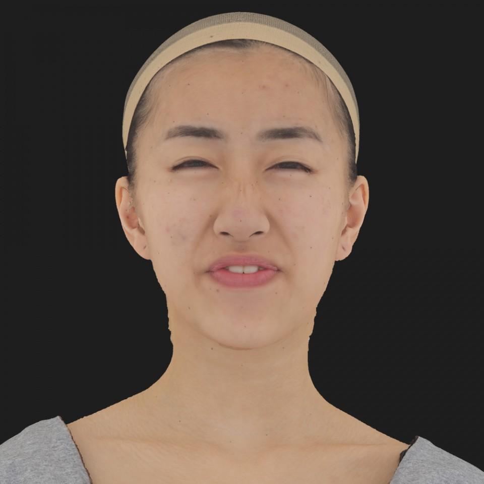 Alexia Hatta 15 Phoneme Hard FV-Eye Squint