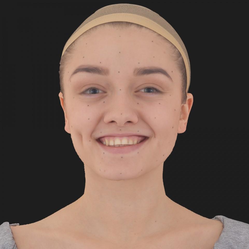 Alison Barton 04 Smile-Mouth Open