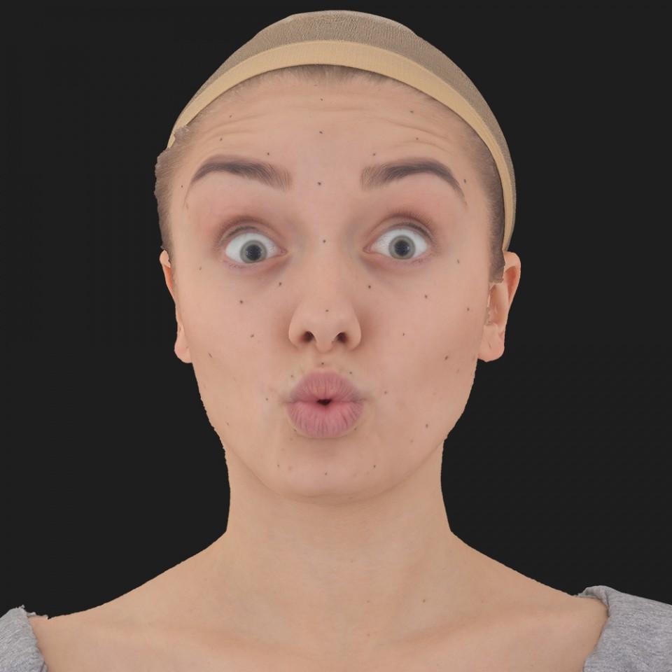 Alison Barton 11 Phoneme OO-Brow Raise Eyes Open Wide