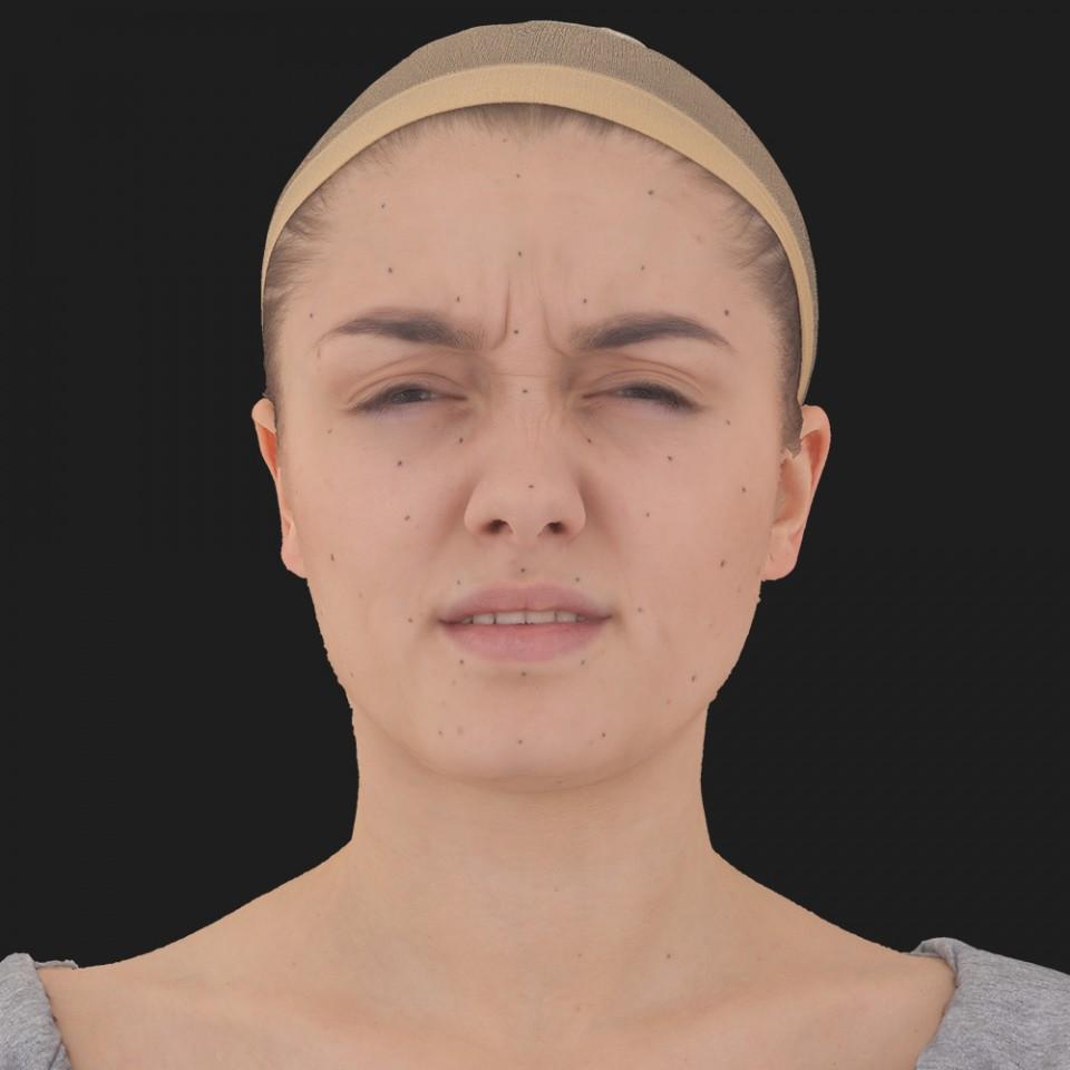 Alison Barton 15 Phoneme Hard FV-Eye Squint