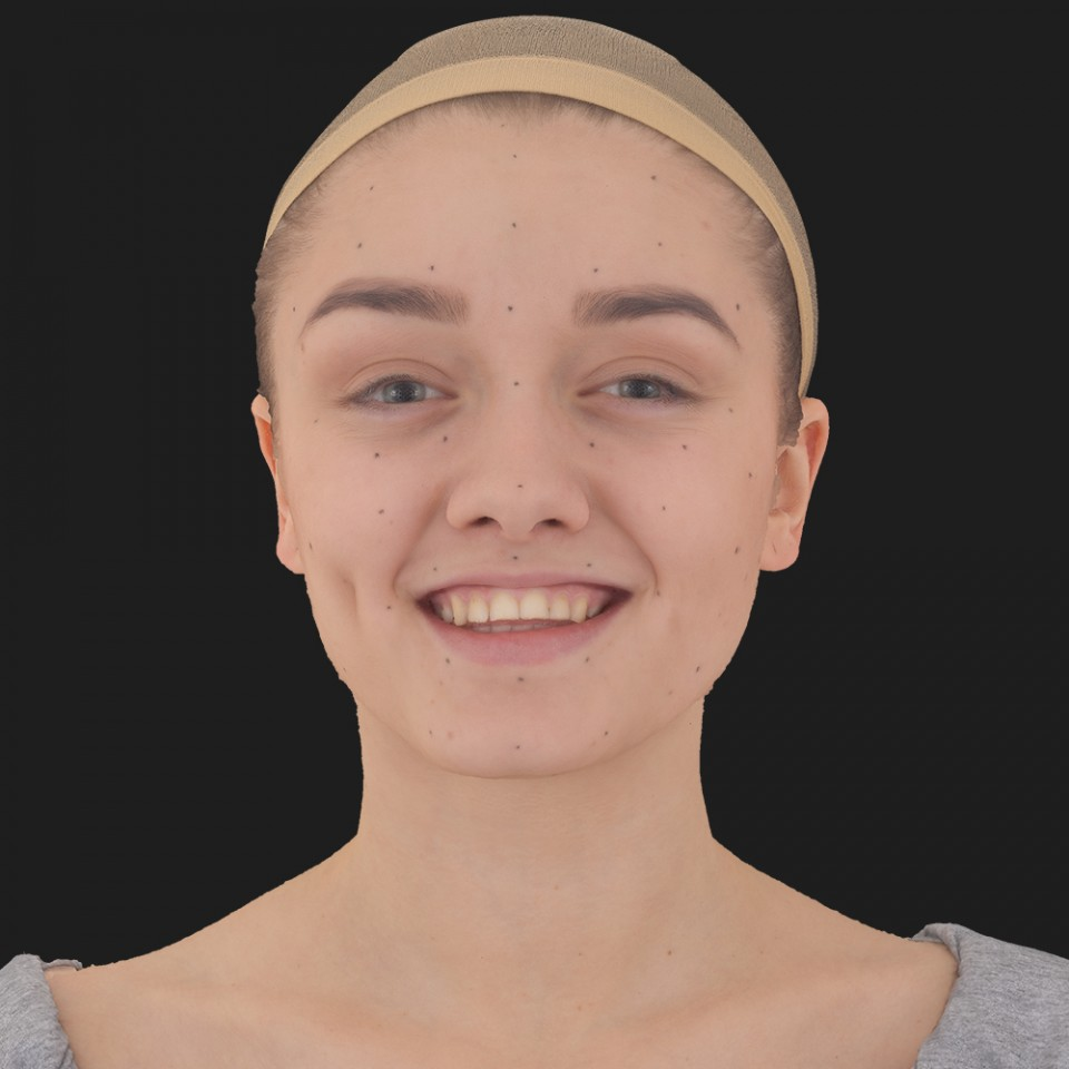 Alison Barton 16 Happy