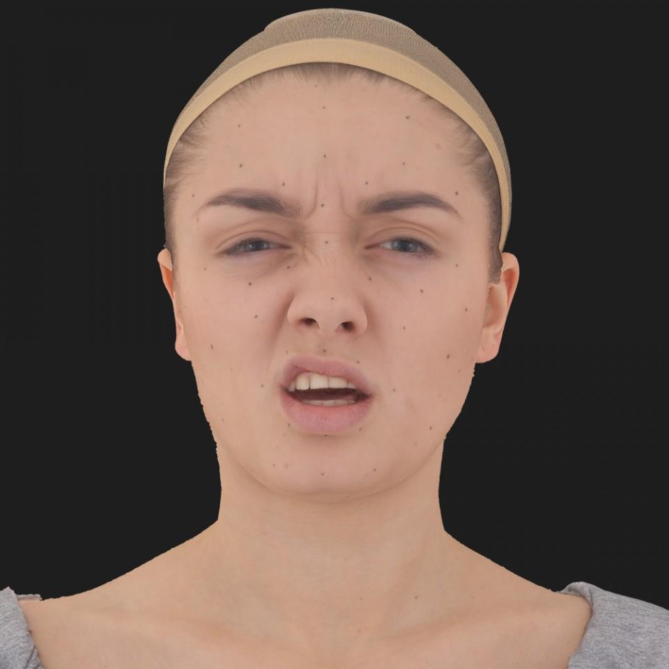 Alison Barton 19 Disgust