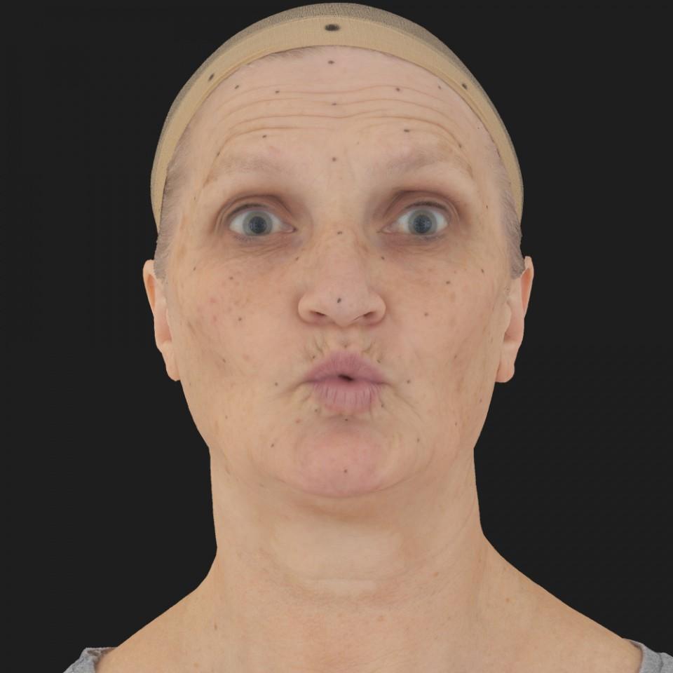 Amanda Anderson 11 Phoneme OO-Brow Raise Eyes Open Wide