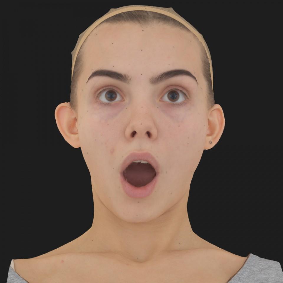Amanda Moore 17 Surprise