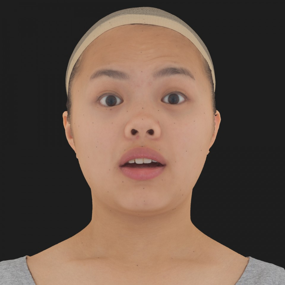 Amber Chun 17 Surprise