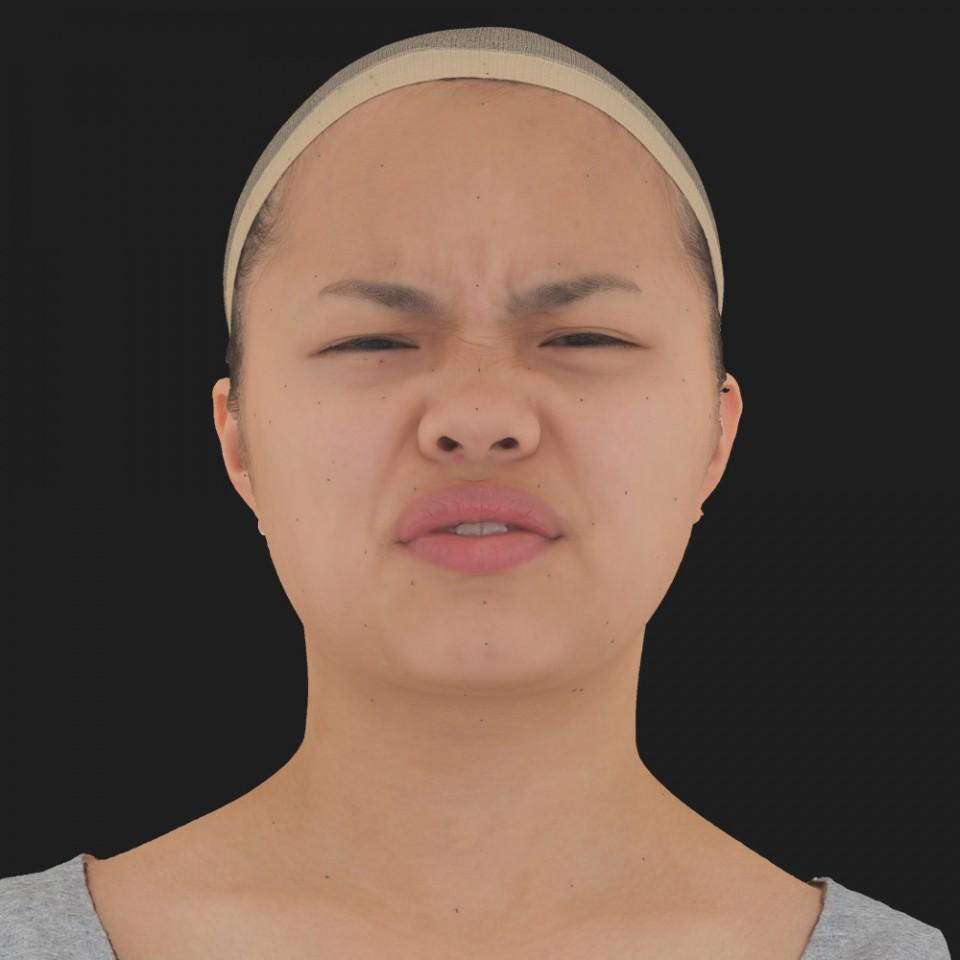 Amber Chun 19 Disgust