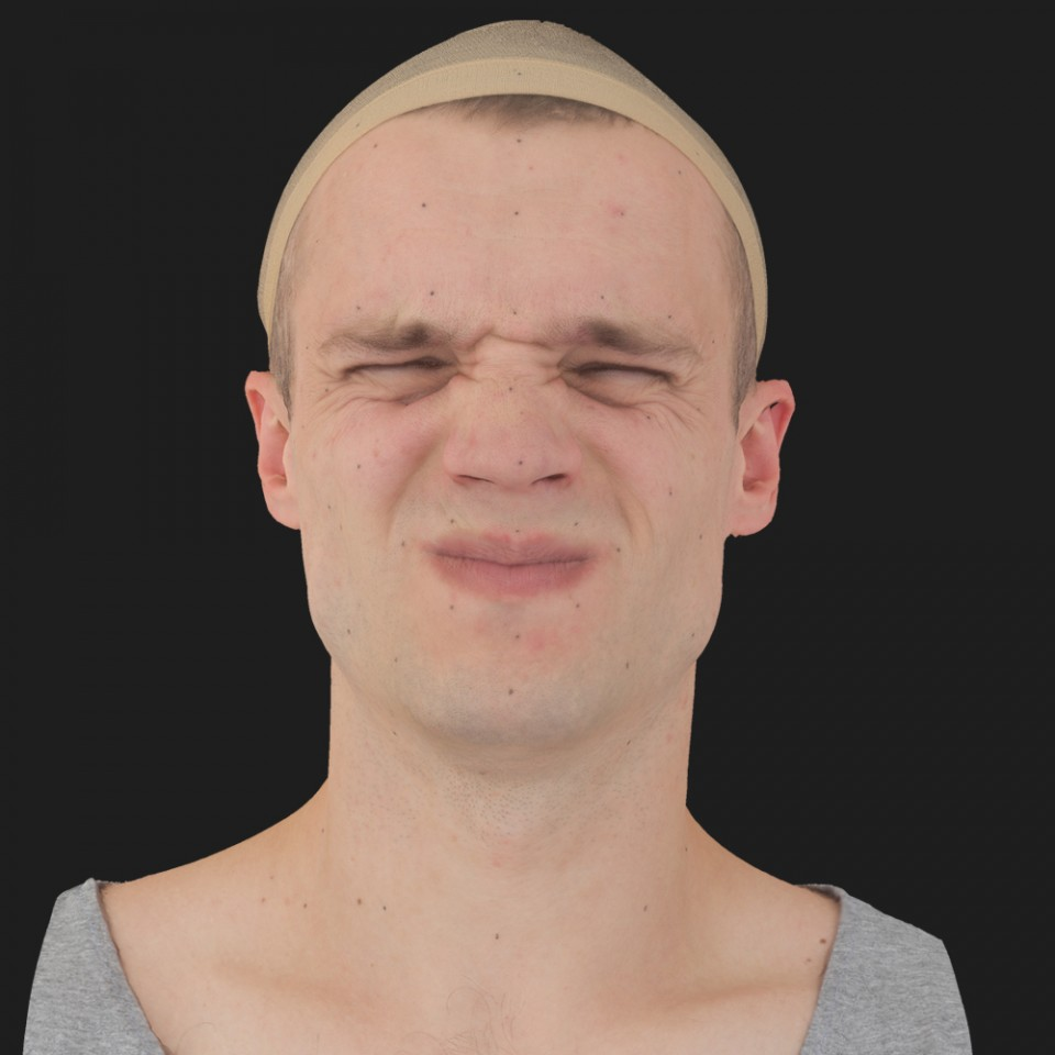 Amos Klein 06 Face Compression