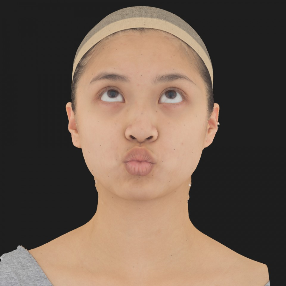 Amy Kamano 12 Pucker-Look Up