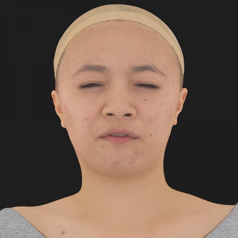 Andrea Chuang 15 Phoneme Hard FV-Eye Squint