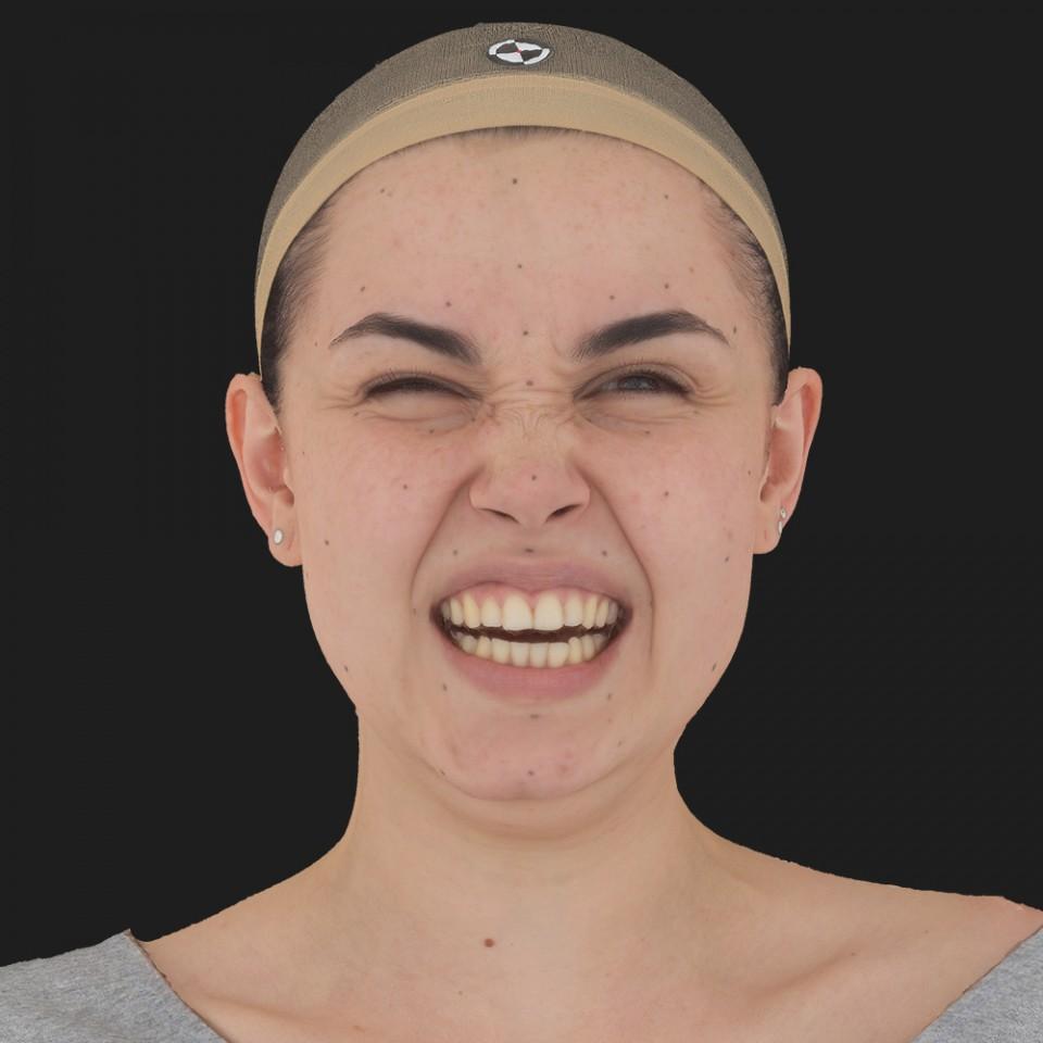 Angelica Collins 20 Rage