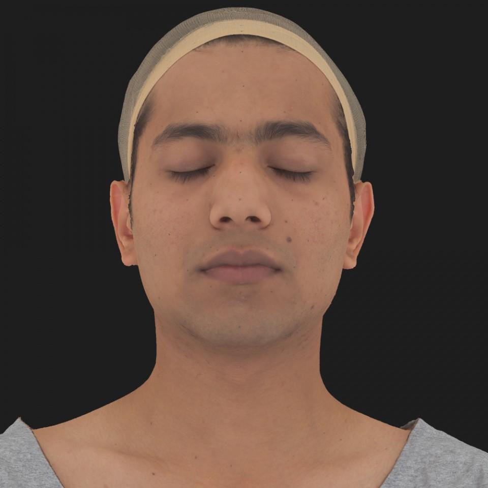 Anil Ansari 02 Neutral-Eyes Closed