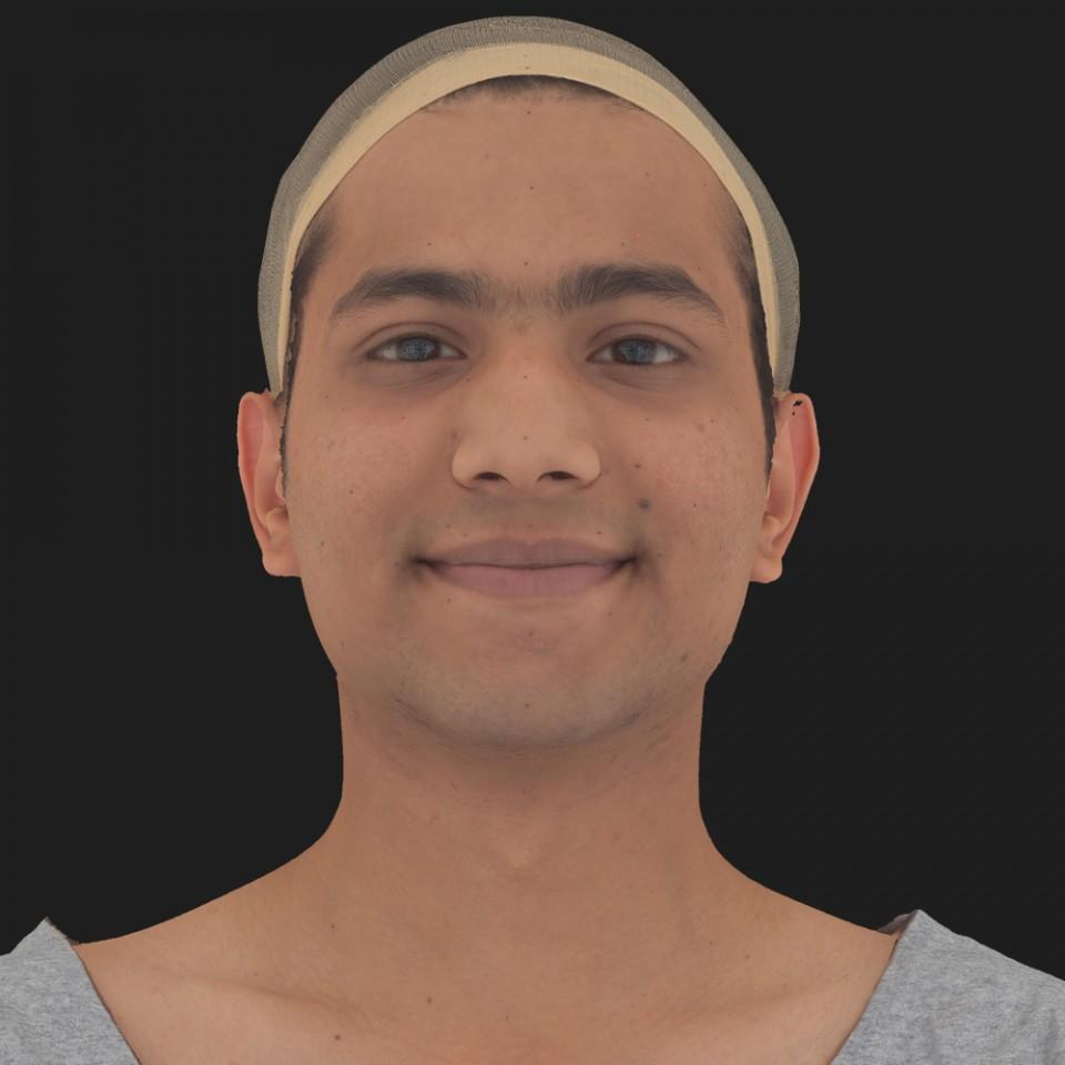 Anil Ansari 03 Smile-Mouth Closed