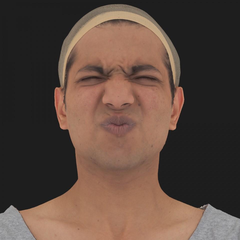 Anil Ansari 06 Face Compression