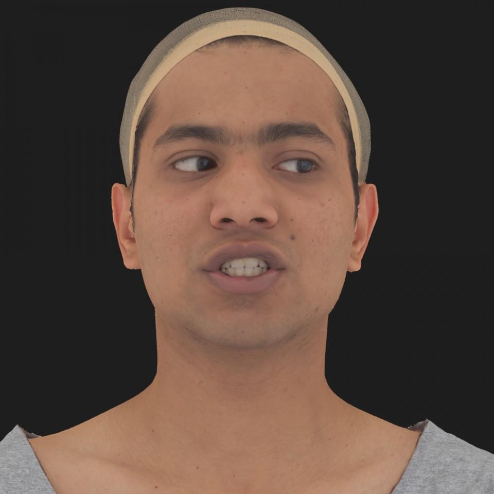 Anil Ansari 10 Look Left-Phoneme CH