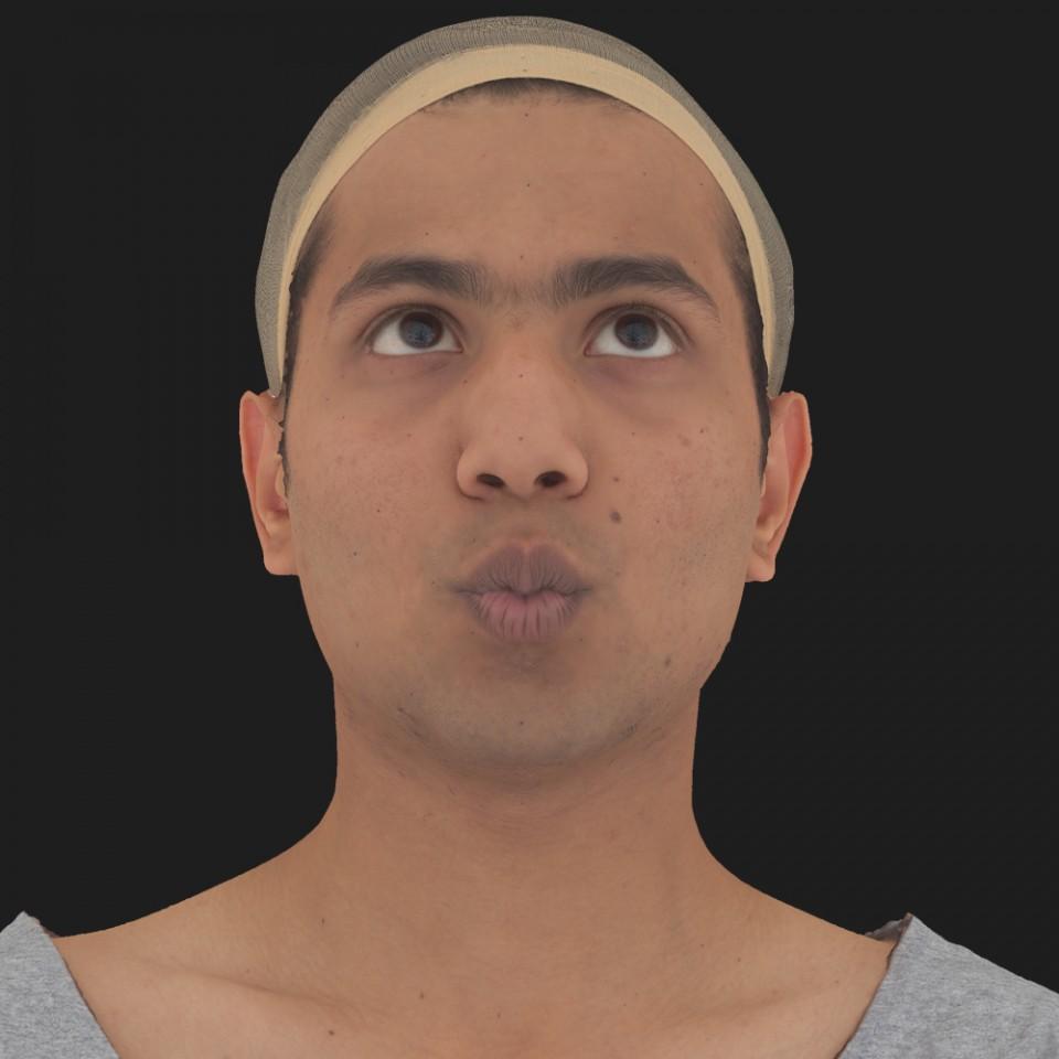 Anil Ansari 12 Pucker-Look Up