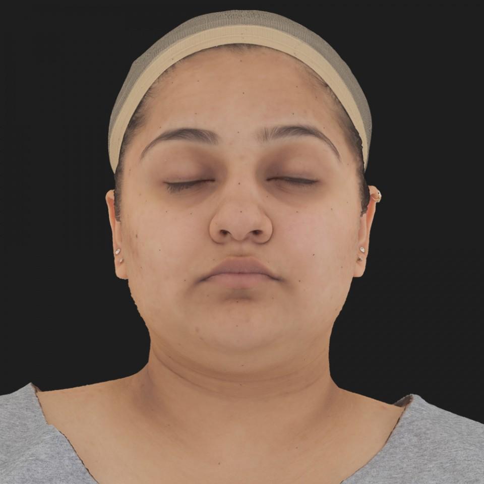 Anita Ghosh 02 Neutral-Eyes Closed