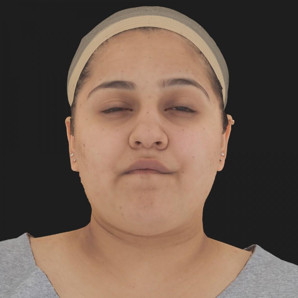 Anita Ghosh 15 Phoneme Hard FV-Eye Squint