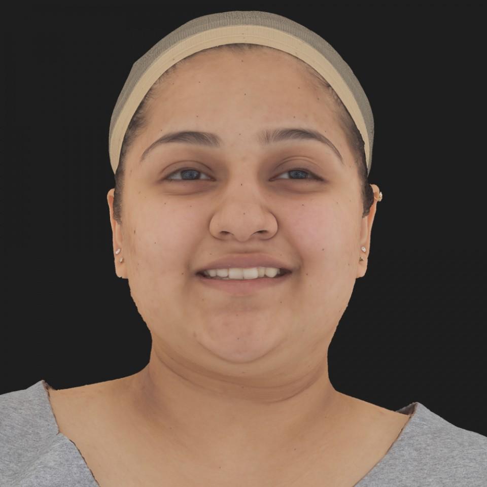 Anita Ghosh 16 Happy
