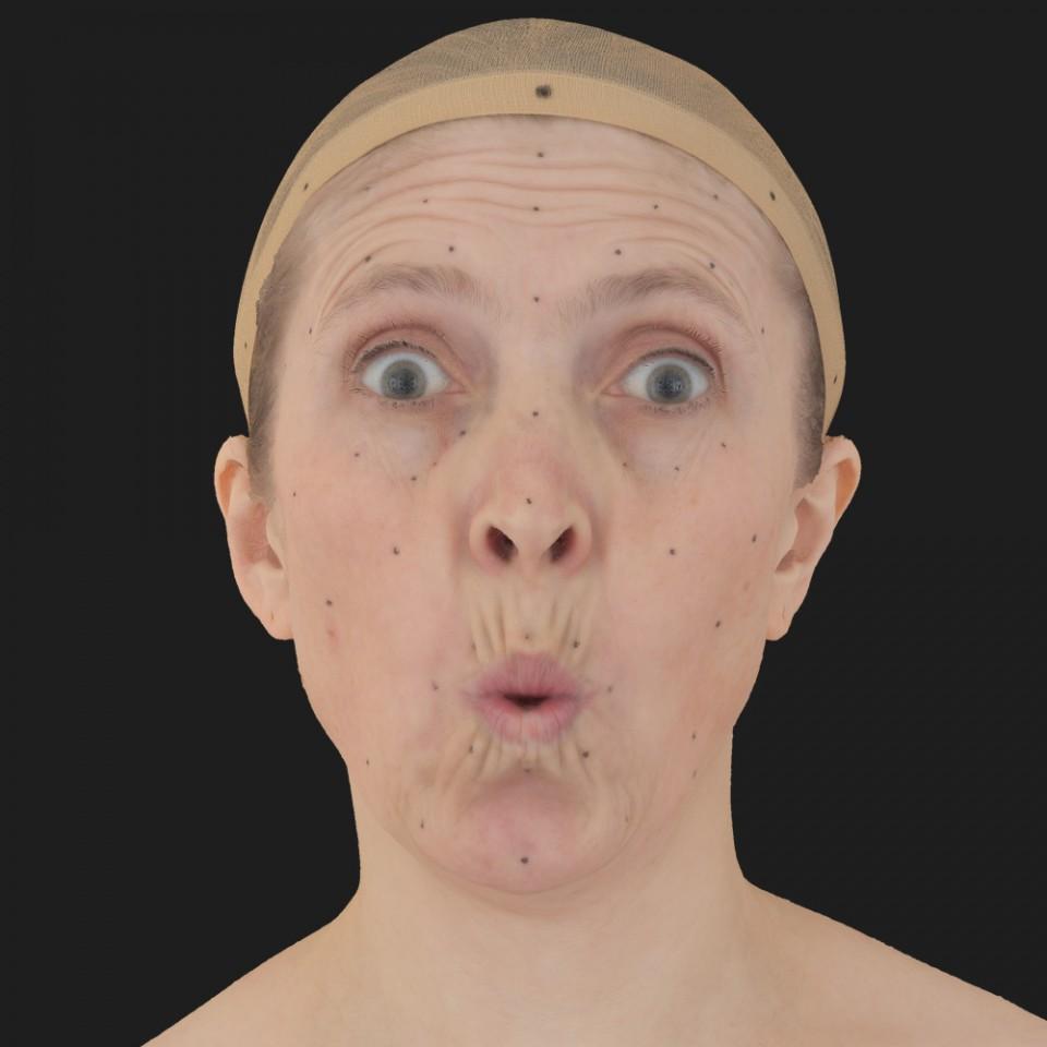 Ann Allen 11 Phoneme OO-Brow Raise Eyes Open Wide