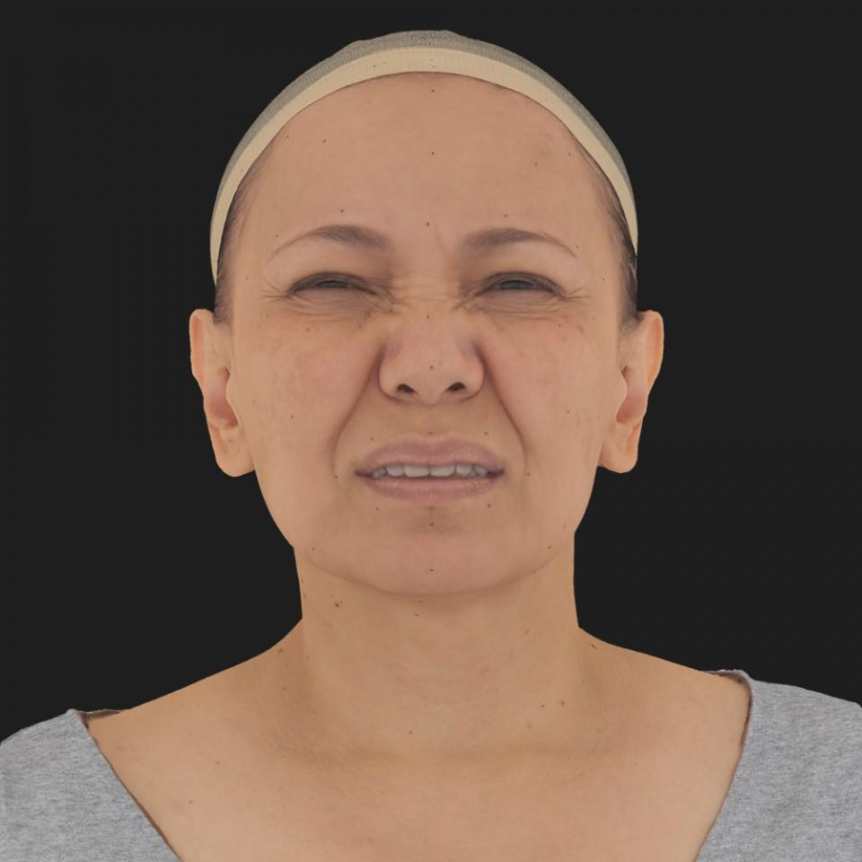 Anna Nakao 18 Pain