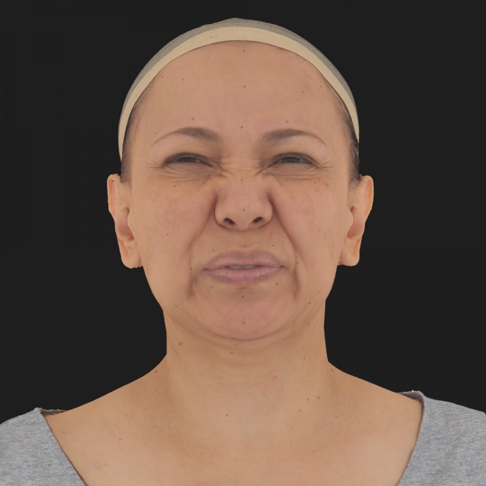 Anna Nakao 19 Disgust