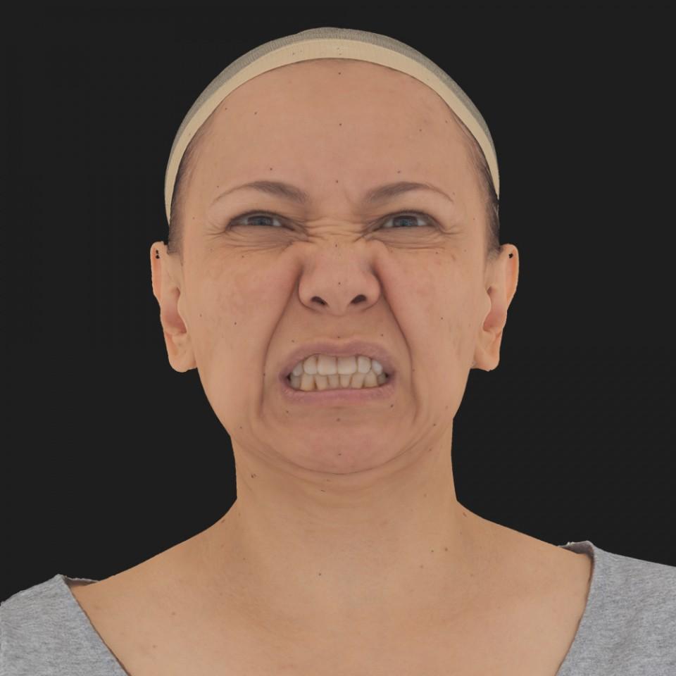 Anna Nakao 20 Rage