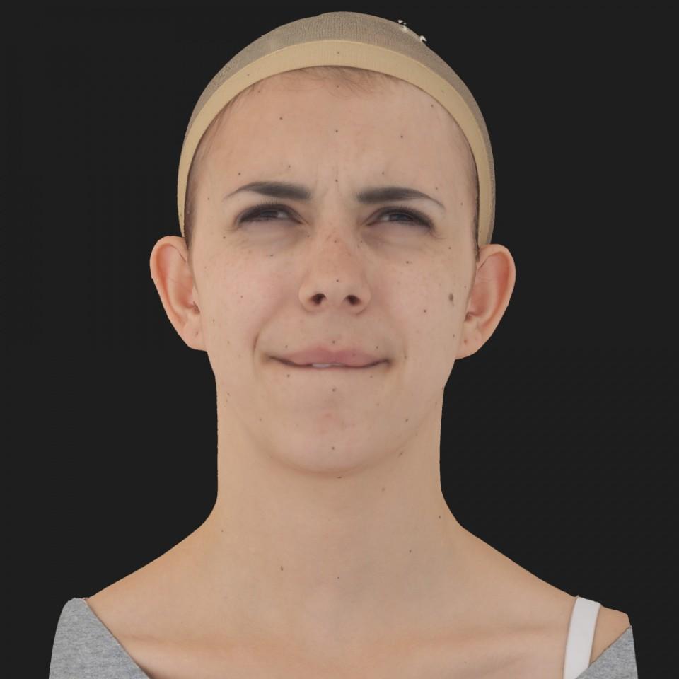 Annette Robbins 15 Phoneme Hard FV-Eye Squint