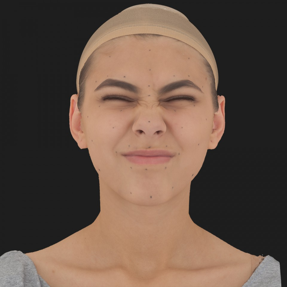 Ashley Perez 06 Face Compression