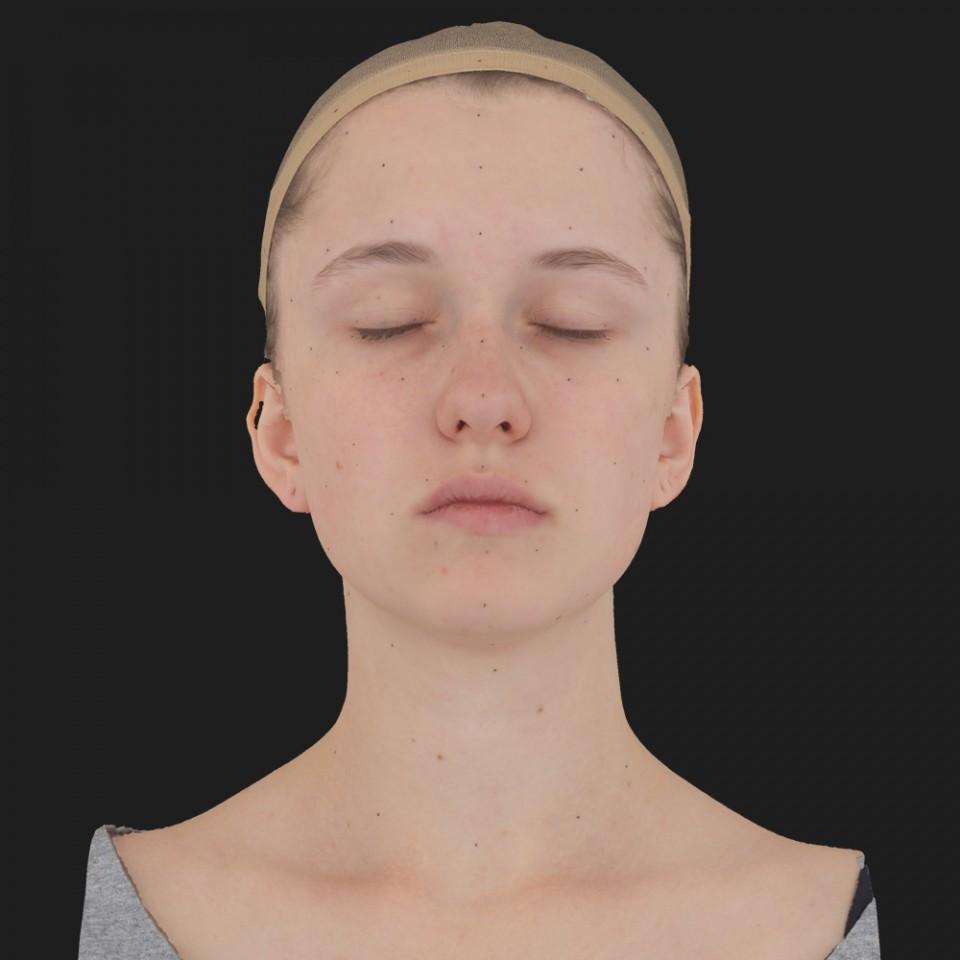 Ashley Telfer 02 Neutral-Eyes Closed