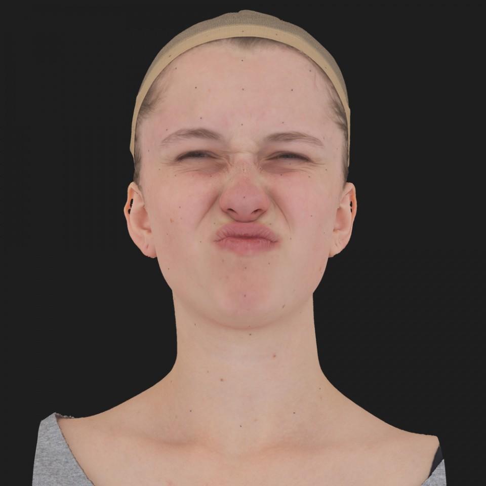 Ashley Telfer 06 Face Compression